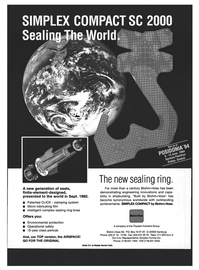 Maritime Reporter Magazine, page 3,  May 1994 Simplex-Turmar Inc