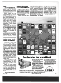 Maritime Reporter Magazine, page 49,  May 1994 In Inmarsat-M Service