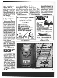 Maritime Reporter Magazine, page 51,  May 1994 Sentry I