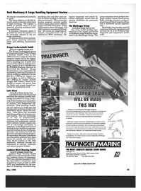 Maritime Reporter Magazine, page 53,  May 1994 Ontario