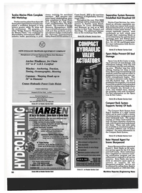 Maritime Reporter Magazine, page 64,  May 1994 Rhode Island