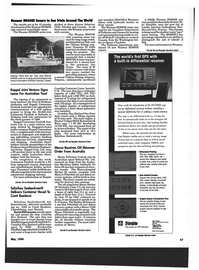 Maritime Reporter Magazine, page 65,  May 1994 Western Canada