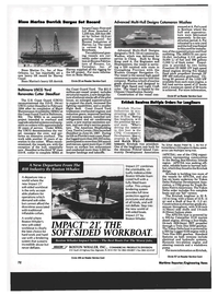 Maritime Reporter Magazine, page 70,  May 1994 Florida