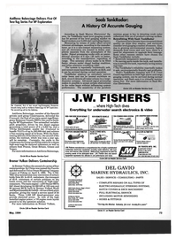 Maritime Reporter Magazine, page 71,  May 1994 New Jersey