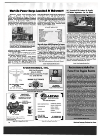 Maritime Reporter Magazine, page 72,  May 1994 Mississippi