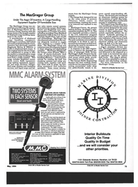 Maritime Reporter Magazine, page 73,  May 1994 sta
