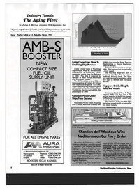 Maritime Reporter Magazine, page 6,  May 1994 James R. McCaul
