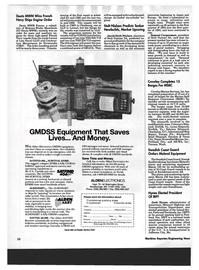 Maritime Reporter Magazine, page 8,  Jun 1994 Florida