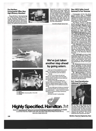 Maritime Reporter Magazine, page 98,  Jun 1994 office of Marine Safety