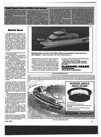 Maritime Reporter Magazine, page 9,  Jun 1994 Florida