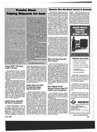 Maritime Reporter Magazine, page 121,  Jun 1994 U.S.