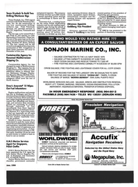 Maritime Reporter Magazine, page 123,  Jun 1994 North Carolina