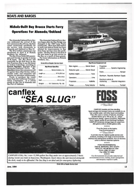 Maritime Reporter Magazine, page 11,  Jun 1994 project management