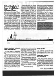 Maritime Reporter Magazine, page 130,  Jun 1994 Edward A. Waryas