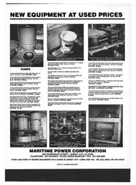 Maritime Reporter Magazine, page 133,  Jun 1994 rubber seat