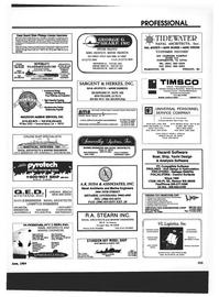 Maritime Reporter Magazine, page 141,  Jun 1994 Texas
