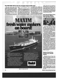 Maritime Reporter Magazine, page 16,  Jun 1994 Pennsylvania