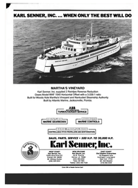 Maritime Reporter Magazine, page 2nd Cover,  Jun 1994 Louisiana