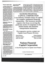 Maritime Reporter Magazine, page 19,  Jun 1994 Texas