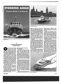 Maritime Reporter Magazine, page 23,  Jun 1994 Mediterranean
