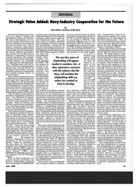 Maritime Reporter Magazine, page 35,  Jun 1994 John Dalton