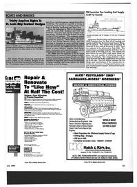 Maritime Reporter Magazine, page 57,  Jun 1994 St. Louis Ship Division of Pott Industries