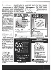 Maritime Reporter Magazine, page 77,  Jun 1994 Michigan