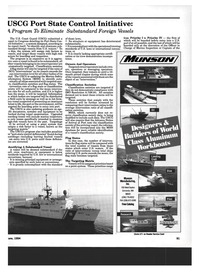 Maritime Reporter Magazine, page 81,  Jun 1994 United Nations