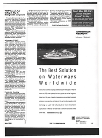 Maritime Reporter Magazine, page 87,  Jun 1994 New York
