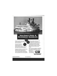 Maritime Reporter Magazine, page 13,  Jul 1994 Cummins Engine Company Inc.