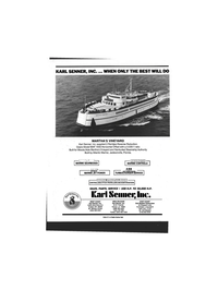 Maritime Reporter Magazine, page 4th Cover,  Aug 1994 Washington