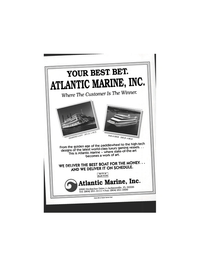 Maritime Reporter Magazine, page 23,  Aug 1994 Atlantic Marine Inc.