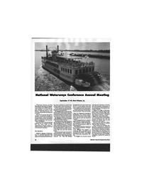 Maritime Reporter Magazine, page 52,  Aug 1994 Illinois