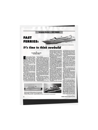 Maritime Reporter Magazine, page 6,  Aug 1994 Andy Smith