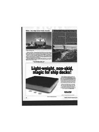 Maritime Reporter Magazine, page 80,  Aug 1994 fiberglass deck areas