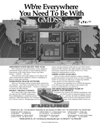 Maritime Reporter Magazine, page 8,  Sep 1994 FELCOM-80 Inmarsat-B SES