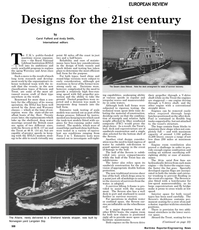 Maritime Reporter Magazine, page 18,  Sep 1994 Shetland Islands