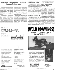 Maritime Reporter Magazine, page 21,  Sep 1994 Harbor BroadBand ADCP