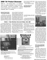 Maritime Reporter Magazine, page 26,  Sep 1994 fuel injection technology