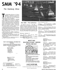 Maritime Reporter Magazine, page 36,  Sep 1994 Michigan