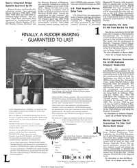 Maritime Reporter Magazine, page 41,  Sep 1994