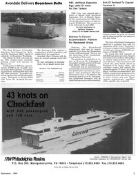 Maritime Reporter Magazine, page 3,  Sep 1994 Missouri