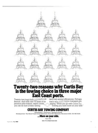 Maritime Reporter Magazine, page 11,  Sep 15, 1994 Curtis Bay