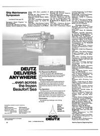 Maritime Reporter Magazine, page 22,  Sep 15, 1994 Jamie Adair