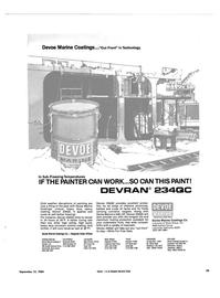 Maritime Reporter Magazine, page 27,  Sep 15, 1994 Canada Ltd.