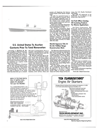 Maritime Reporter Magazine, page 6,  Sep 15, 1994 William H. Be