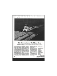 Maritime Reporter Magazine, page 79,  Oct 1994