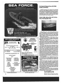 Maritime Reporter Magazine, page 8,  Dec 1994 JIM LAGONIKOS