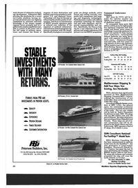 Maritime Reporter Magazine, page 22,  Dec 1994 North Atlantic