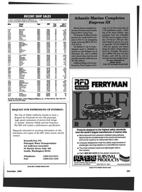 Maritime Reporter Magazine, page 25,  Dec 1994 Washington